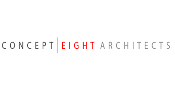 Logo for Concept Eight Architects