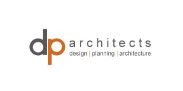 Logo for DP Architects