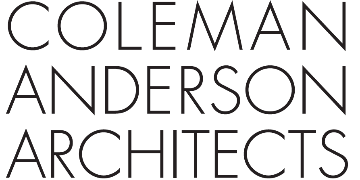 Logo for Coleman Anderson Architects Ltd